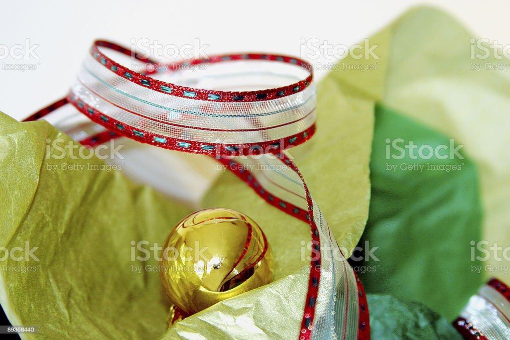 Festività di forniture foto stock royalty-free
