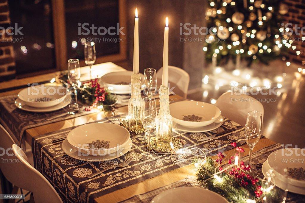 Holiday tradition stock photo