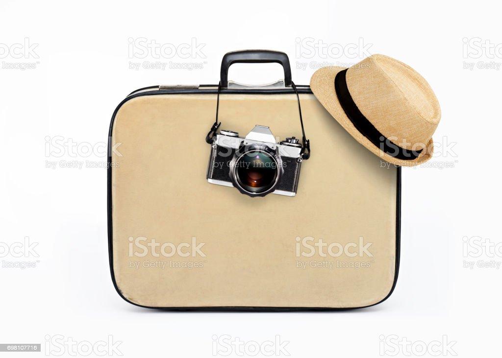 holiday travelling stock photo