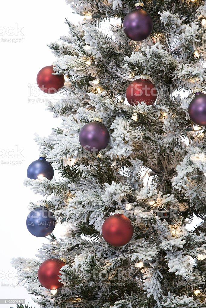 Holiday Tree royalty-free stock photo