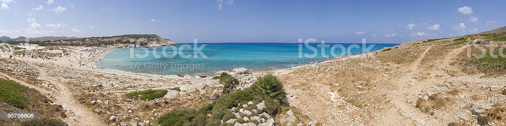Holiday views royalty-free stock photo