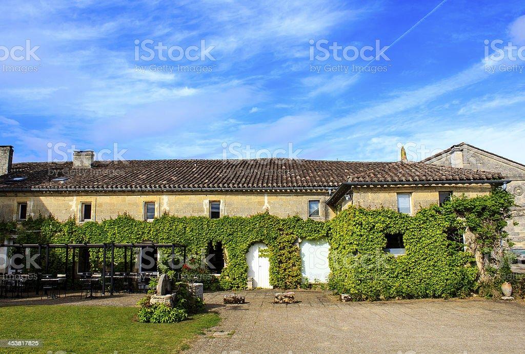 Di villeggiatura nella campagna francese - foto stock