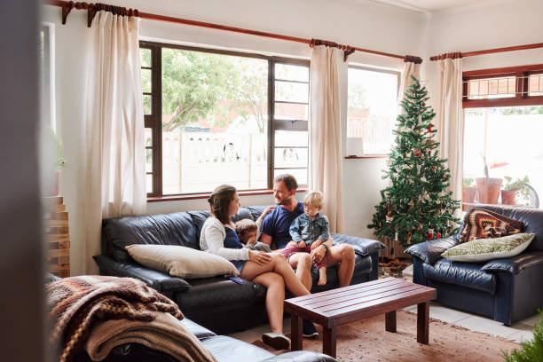 Urlaub soll zu Hause mit der Familie verbracht werden – Foto