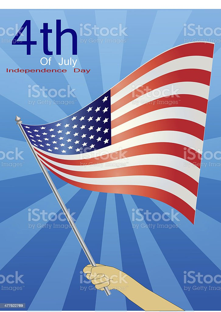 Holidays: Columbus Day in United States stock photo