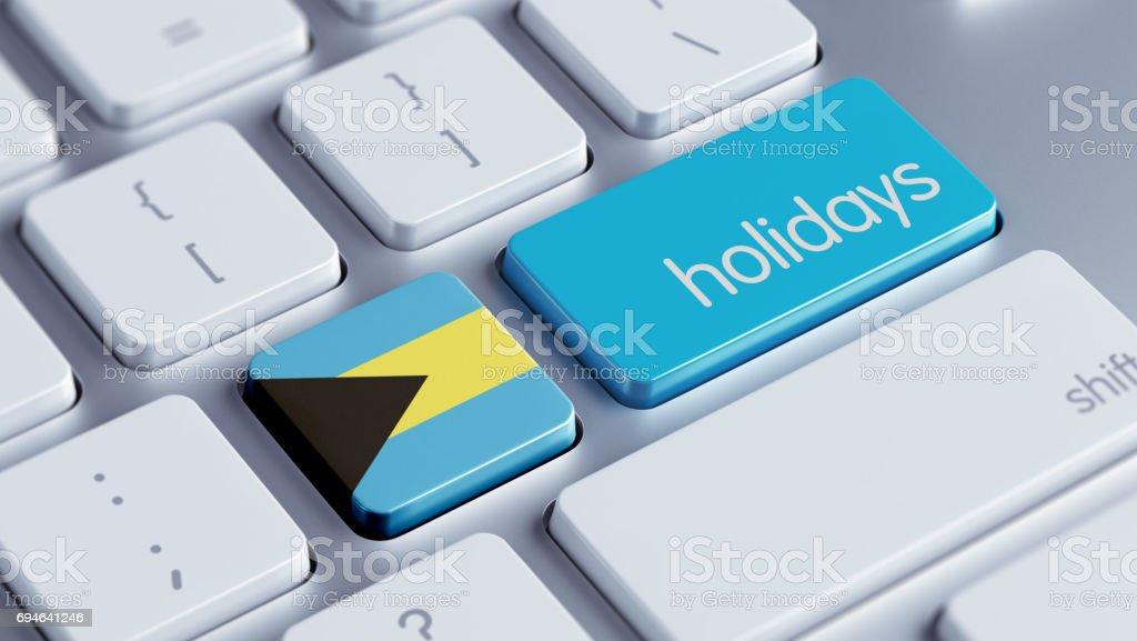Holidays Concept stock photo