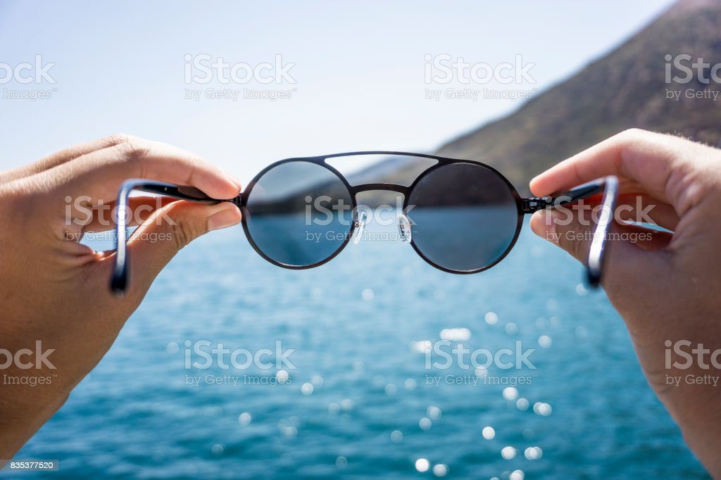 Holidays in Greece! stock photo