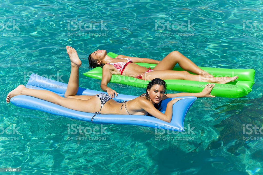 Holidays in the Sun royalty-free stock photo