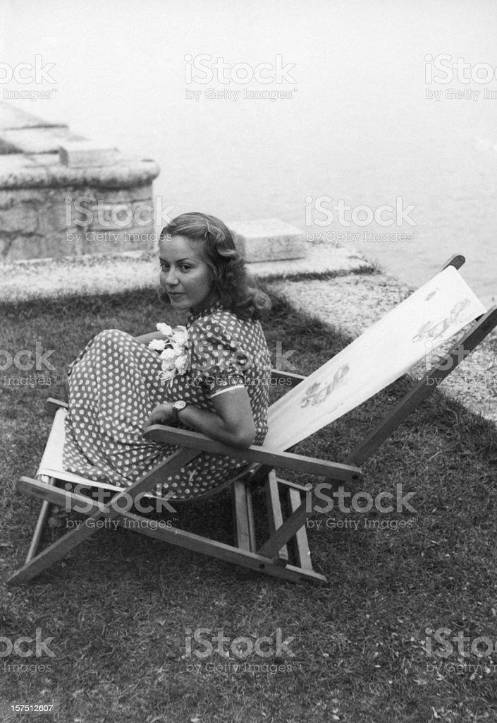 Holidays on 1941 royalty-free stock photo