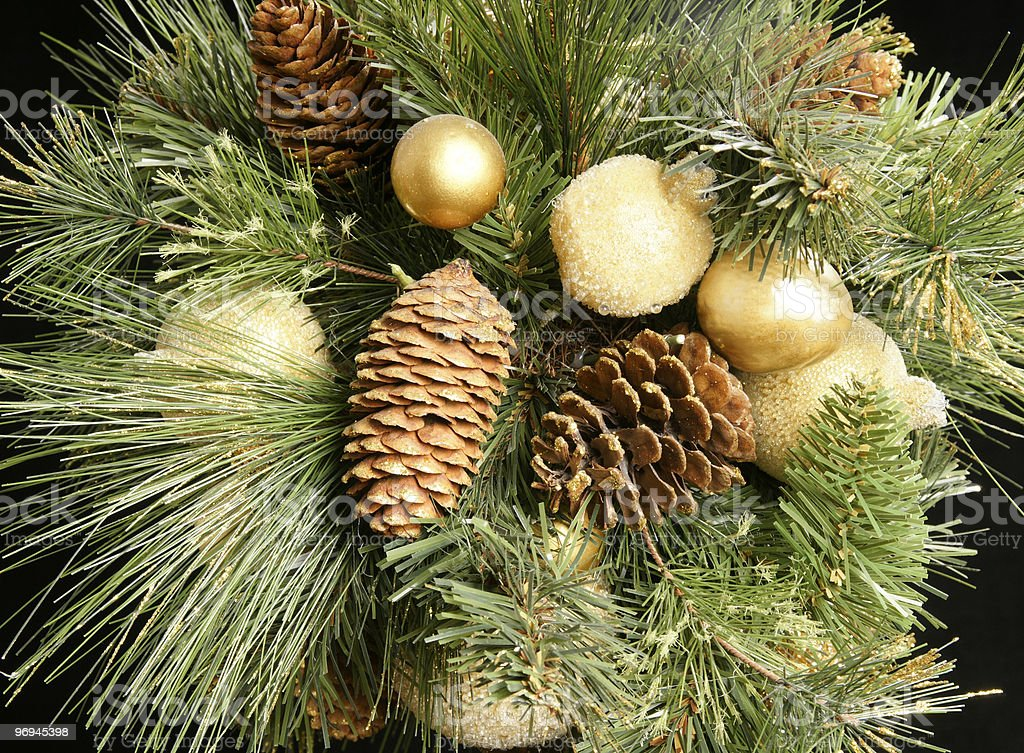 Holidays Ornaments royalty-free stock photo
