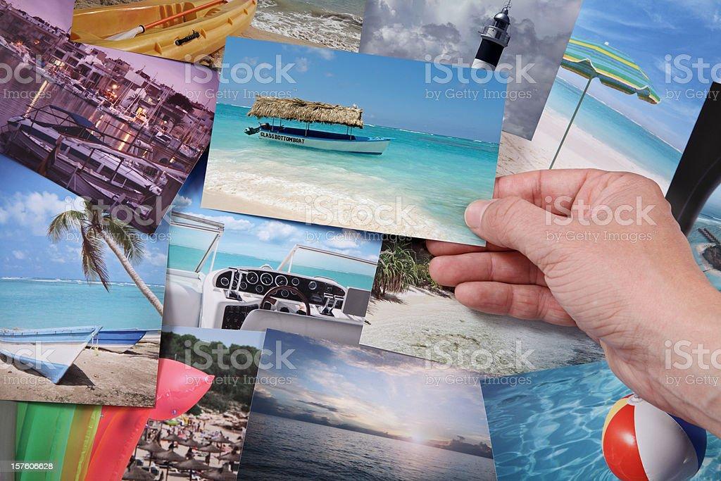 Holidays Photo Prints royalty-free stock photo