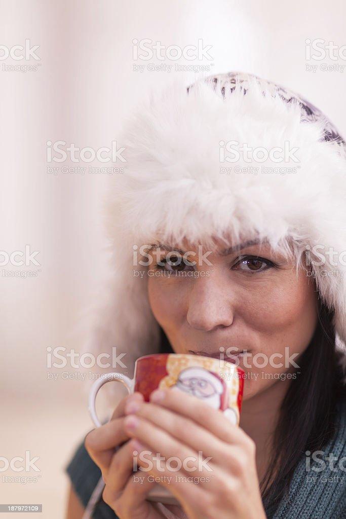 Holidays spirit stock photo