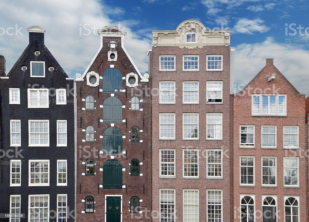 Holland Fassaden. – Foto