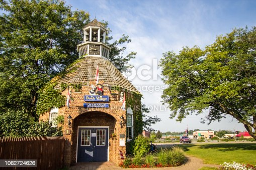 istock Holland Michigan Dutch Village 1062724626