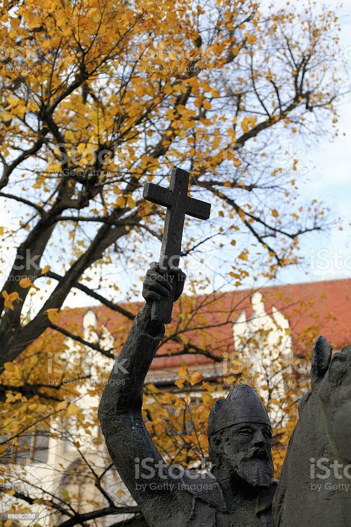 Холли крестовые походы Стоковые фото Стоковая фотография