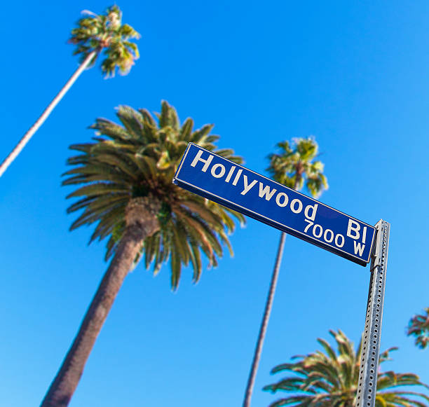 Hollywood Hollywood hollywood boulevard stock pictures, royalty-free photos & images
