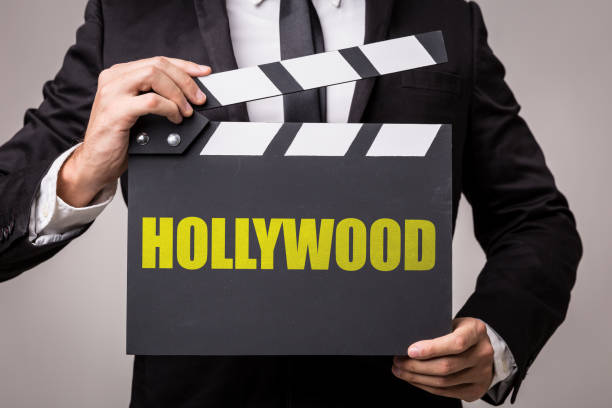 Hollywood Hollywood sign walk of fame stock pictures, royalty-free photos & images