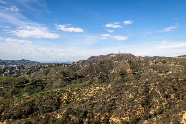 hollywood-skylten - los angeles, kalifornien, usa - hollywood sign bildbanksfoton och bilder