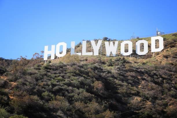 hollywood-skylten - hollywood sign bildbanksfoton och bilder