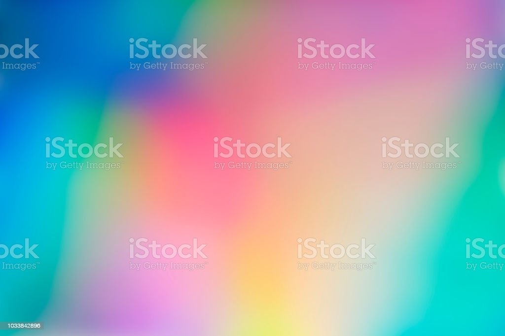 Holographic abstract spectrum vaporwave background pattern stock photo