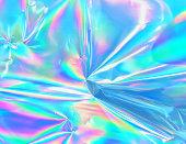 ホログラムの背景