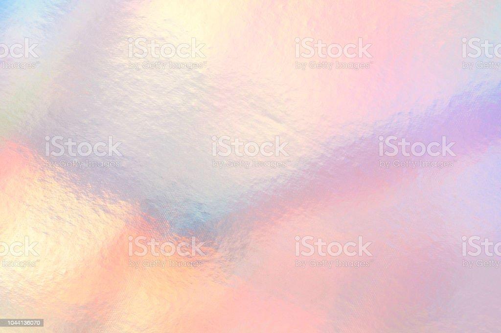 全息霓虹光澤背景。簡約風格, 千年色彩。圖像檔