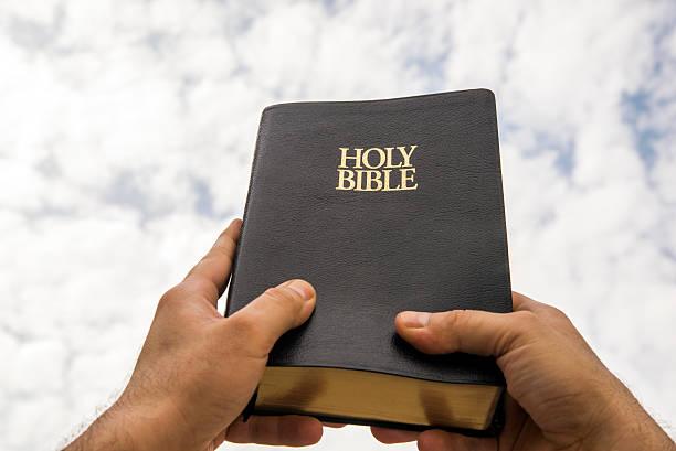 holy bibel - anatomie buch stock-fotos und bilder