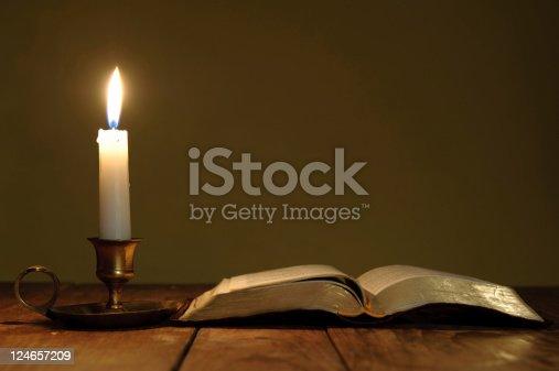 istock Holy Bible 124657209