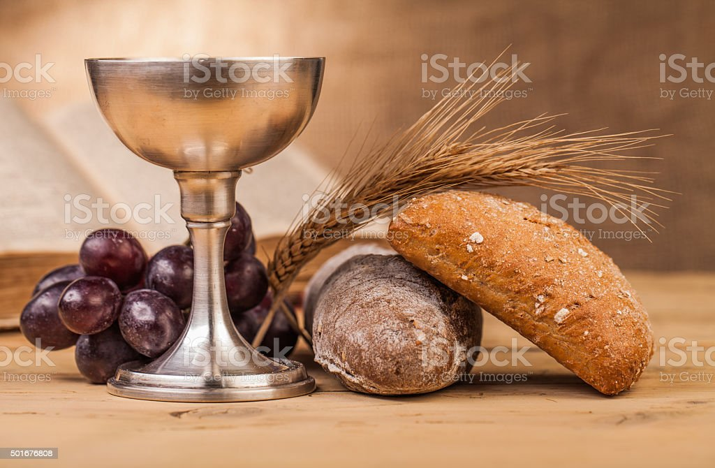 Eucharistiefeier Komposition – Foto