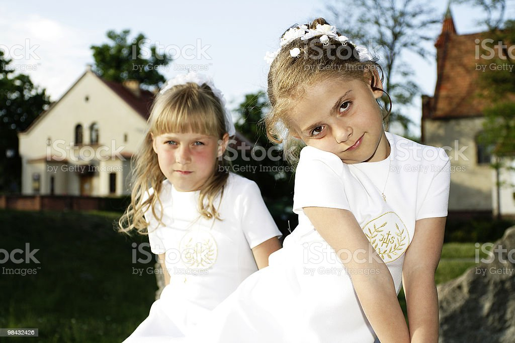 Holy Communion royalty-free stock photo