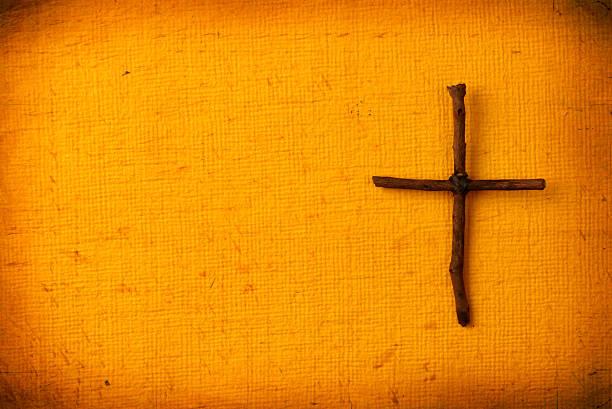 Holy cross stock photo