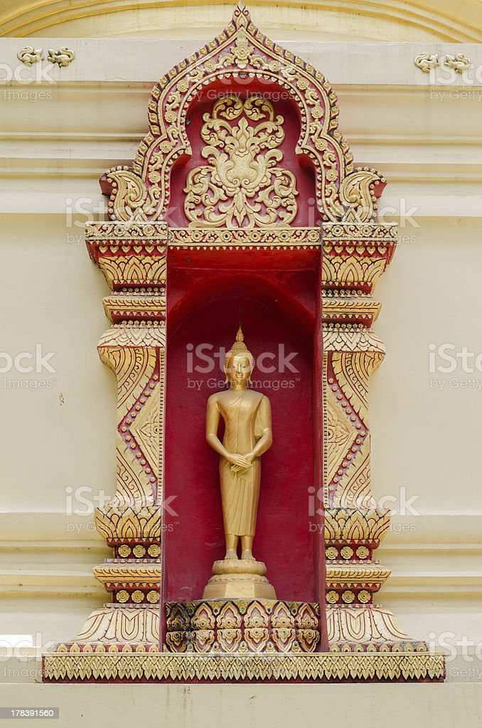 Holy Door royalty-free stock photo