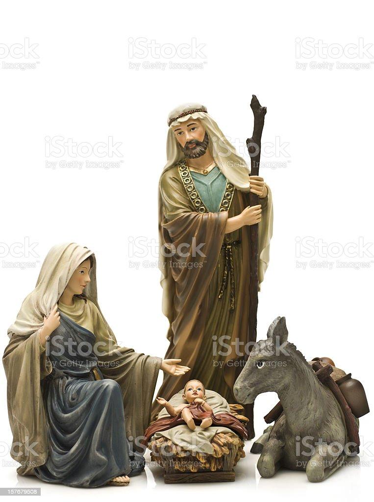 Holy Family royalty-free stock photo