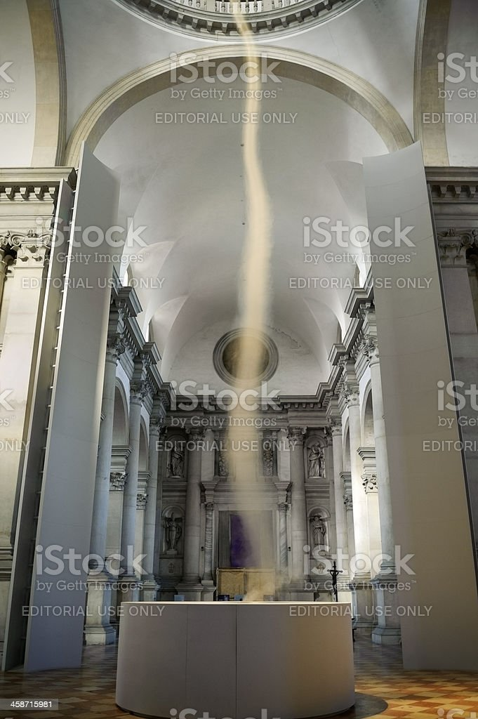 Holy ghost stock photo