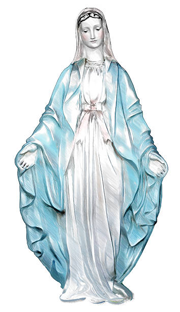 Holy mary virgin mary illustration in draw sketch style picture id537720354?b=1&k=6&m=537720354&s=612x612&w=0&h=uk74wbfgepnggc vj4otbfoanw9yad2l3jiq97nsgl8=