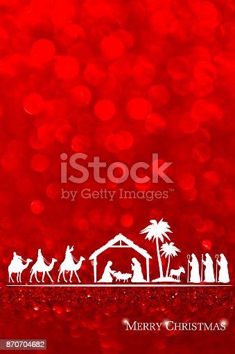 istock Holy Night 870704682