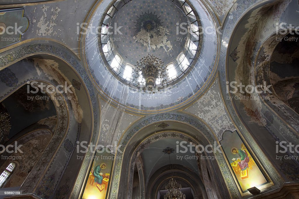 Holy Sophia cathedral royalty-free stock photo