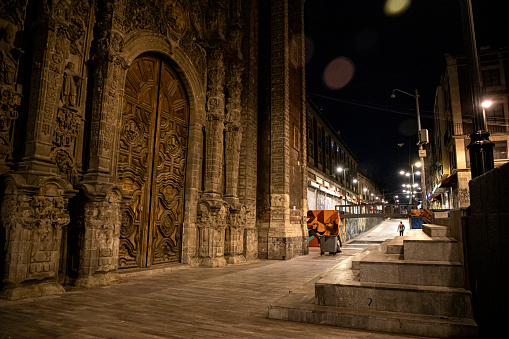 Holy street