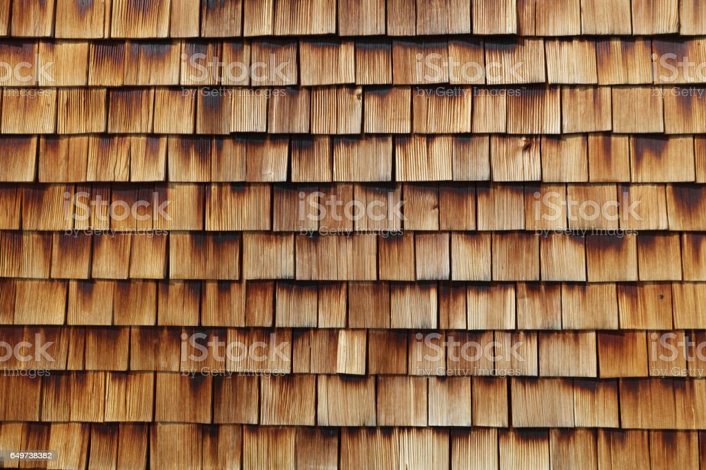 Holzschindeln - Clapboard House - Photo