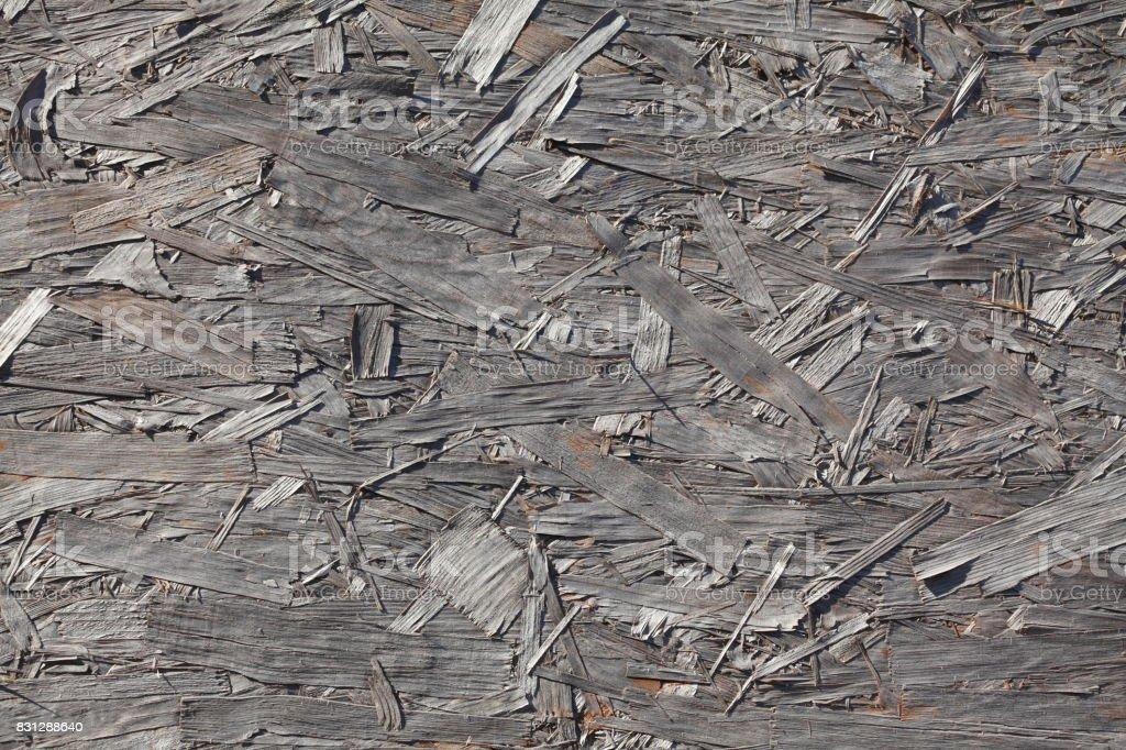 Holztextur Hintergrundbild Graue Holzwand An Einem Zaun Stock Photo