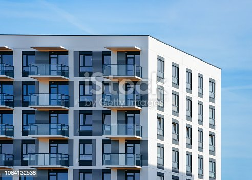 1165384568 istock photo Home and house apartment residential building complex real estate 1084132538