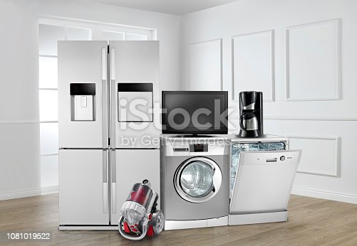 istock Home appliance in a room 1081019522