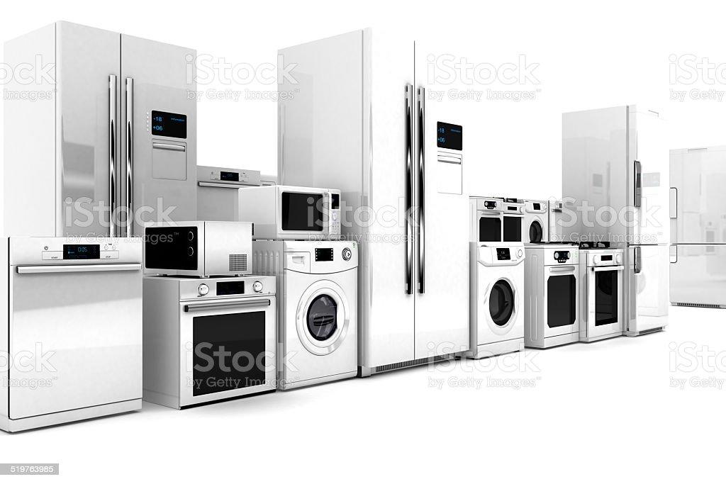 Home Appliances – Foto