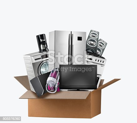 istock Home Appliance Shopping 505376260