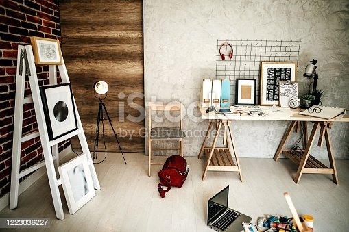 936286060 istock photo Home atelier 1223036227
