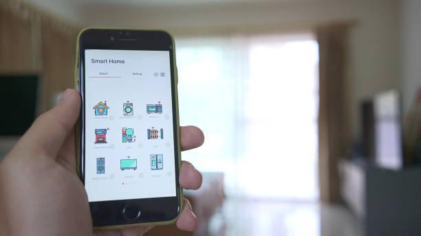 Home Automation und Smart-Home-Technologie – Foto