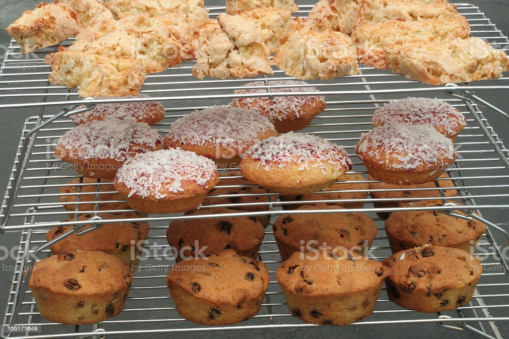Home baking royalty-free stock photo