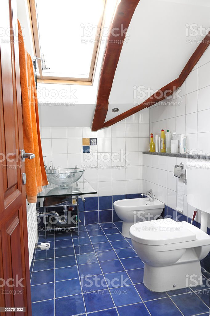 Home Bathroom Interior Stock Photo Download Image Now Istock