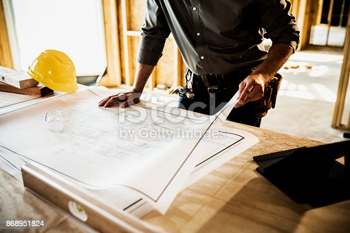 istock Home Building 868951824