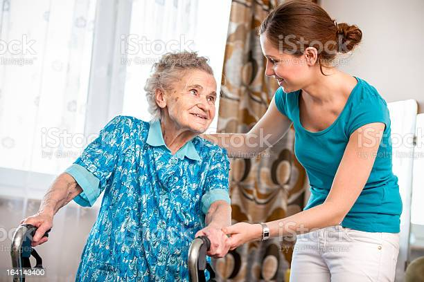 Home Care Stock Photo - Download Image Now