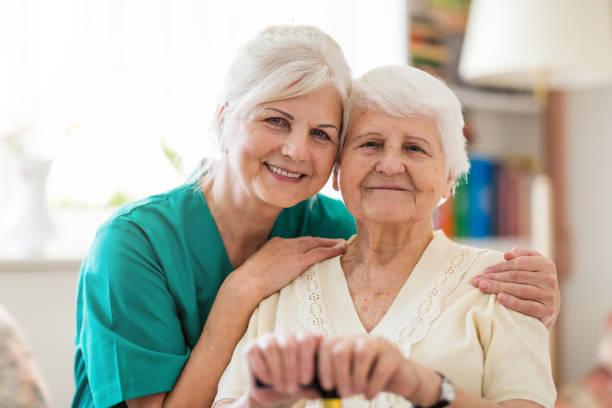 Home caregiver and senior adult woman picture id1145276729?b=1&k=6&m=1145276729&s=612x612&w=0&h=qymb3pwwhdj rcoaar02fmfy3zgkthp4x9rvmham4go=